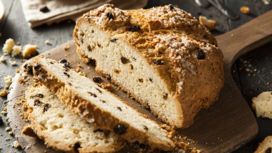 Best Irish Soda Bread Recipe from the Top Baker in Ireland