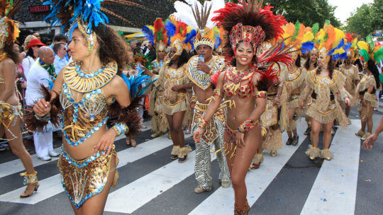 Zomercarnaval – One of the biggest Street parties in Europe